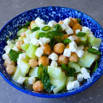salade-concombre-pois-chiche-lime